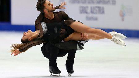 Французы считают, что их танцоров на Чемпионате Европы по фигурному катанию засудили