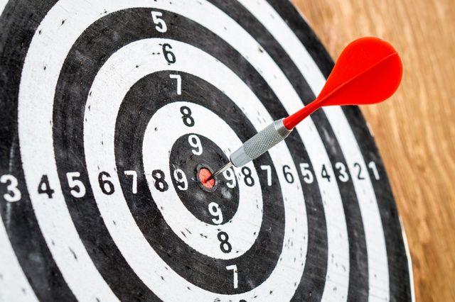 Стратегия выигрыша при ставках на дартс