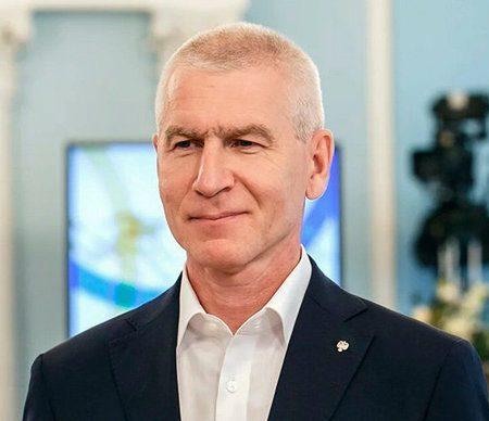 Матыцин останется в оргкомитете Универсиады в Екатеринбурге, несмотря на приостановку деятельности в FISU