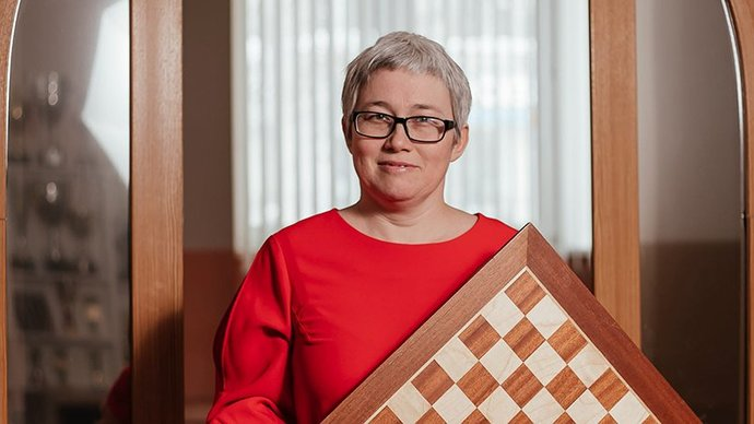 Семикратная чемпионка мира по шашкам рассказала о тренировках со школьником