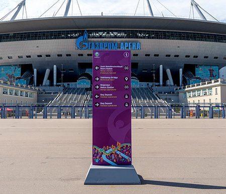 В Петербурге запретили посещать спортивные мероприятия с 13 июля