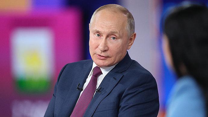 Владимир Путин: «Мы должны создать все условия, чтобы к 2030 году не менее 70% граждан могли систематически заниматься спортом»