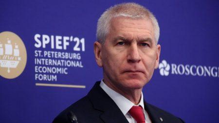 Олег Матыцин: «Международное спортивное сообщество с благодарностью относится к России»