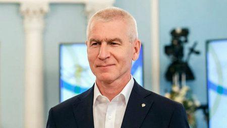 Олег Матыцин: «Руководители общественных организаций личным примером доказали, что в здоровом теле всегда будет здоровый дух»